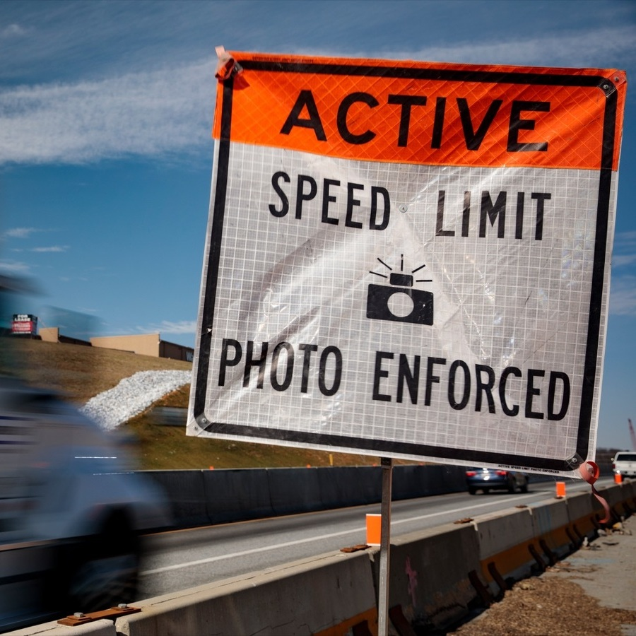 The Issue with Automated Speed Enforcement