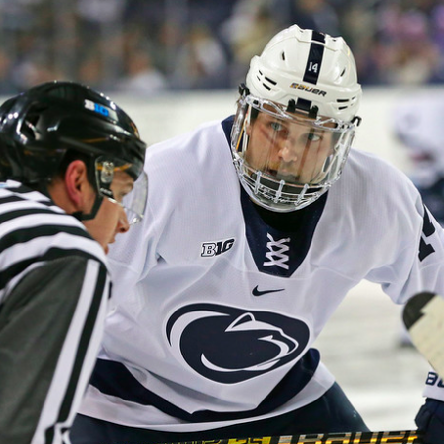 Penn State Hockey: Nittany Lions Prepare for Playoff Hockey at Pegula After Long Rest