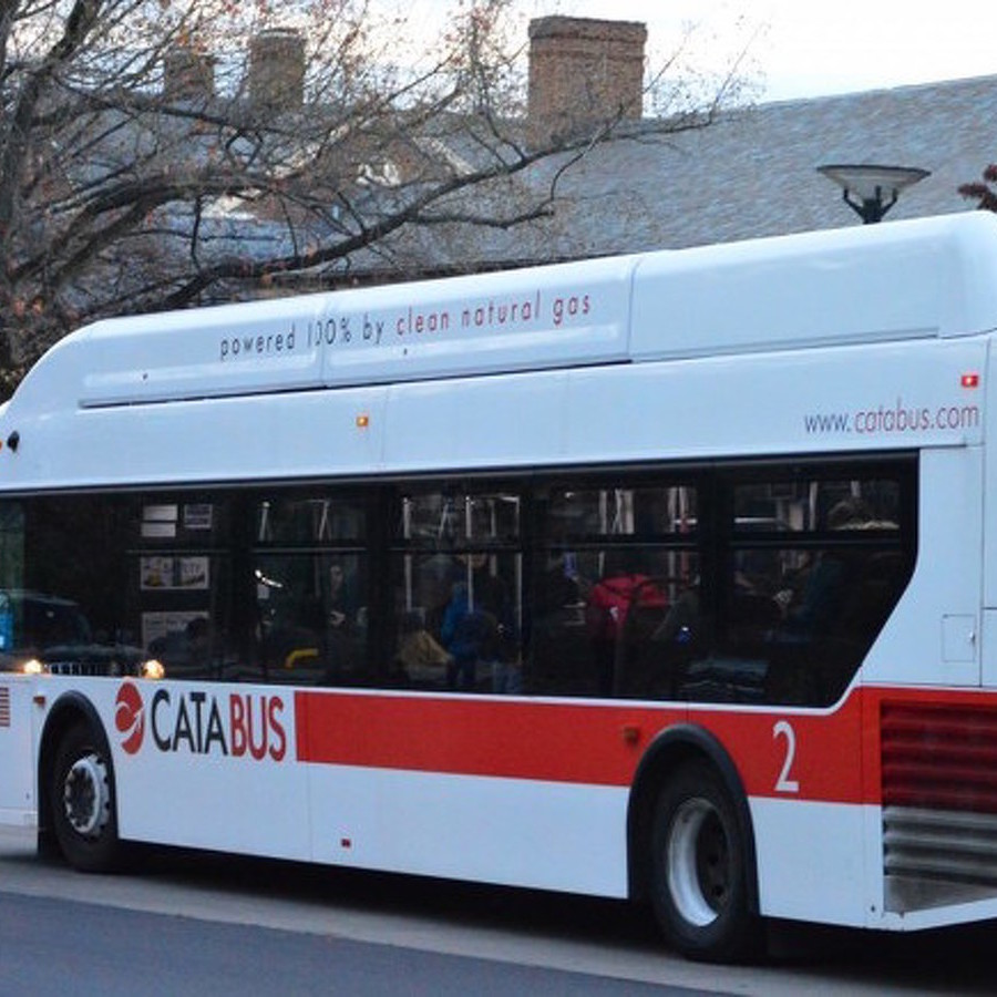 CATA to Operate Reduced Service Schedule During Penn State Suspension of In-Person Classes