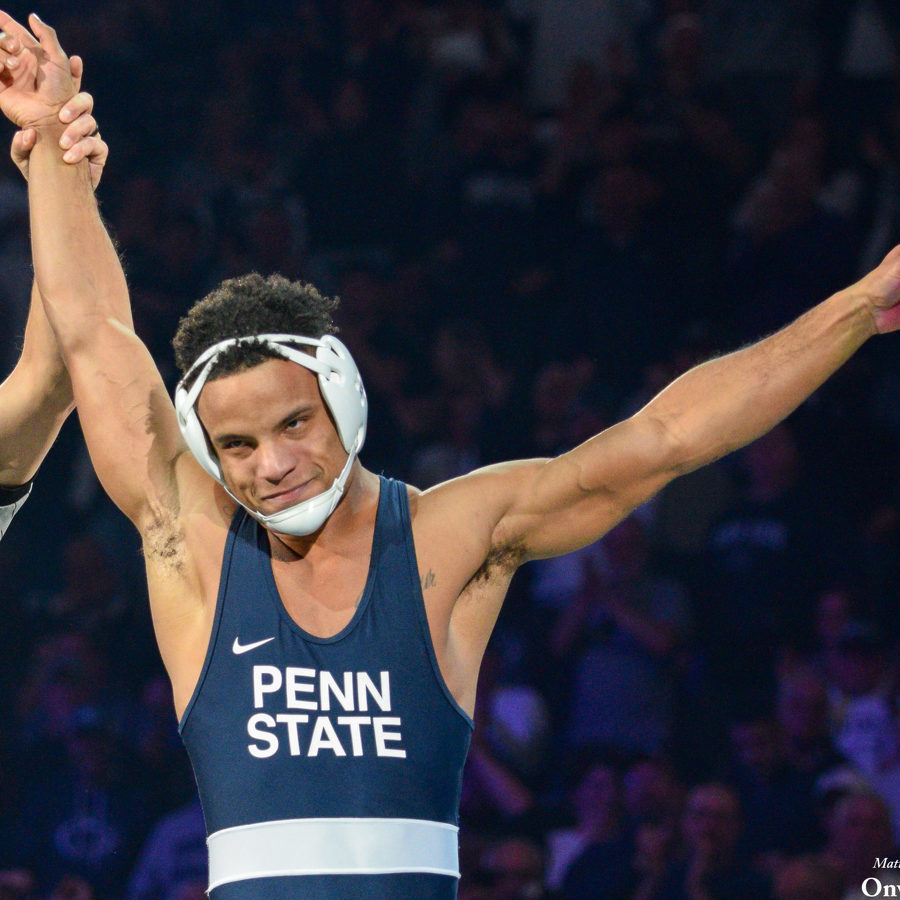 Penn State Wrestling Receives Five Top-Five Seeds at NCAA Championships