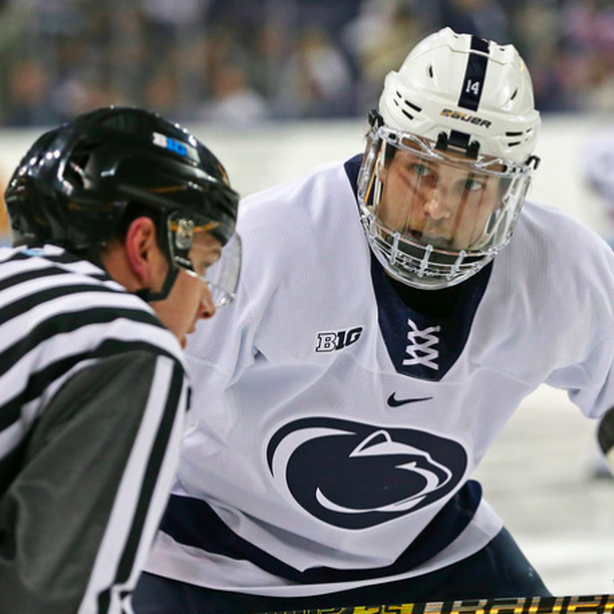Penn State Hockey: Nittany Lions Match Highest Final Season Ranking At No. 8