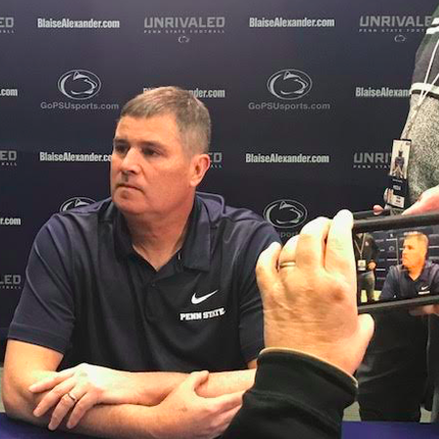 Penn State Football: It's Different, but It's Business as Usual for New OC Kirk Ciarrocca