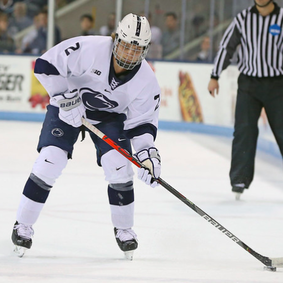 Penn State Hockey: Cole Hults To Forgo Senior Season, Signs Entry-Level Deal With LA Kings