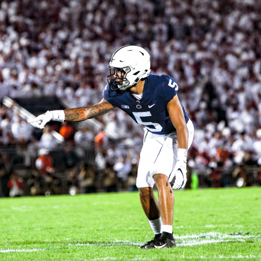 Penn State Football: Castro-Fields Targeting Healthier, More Consistent 2020