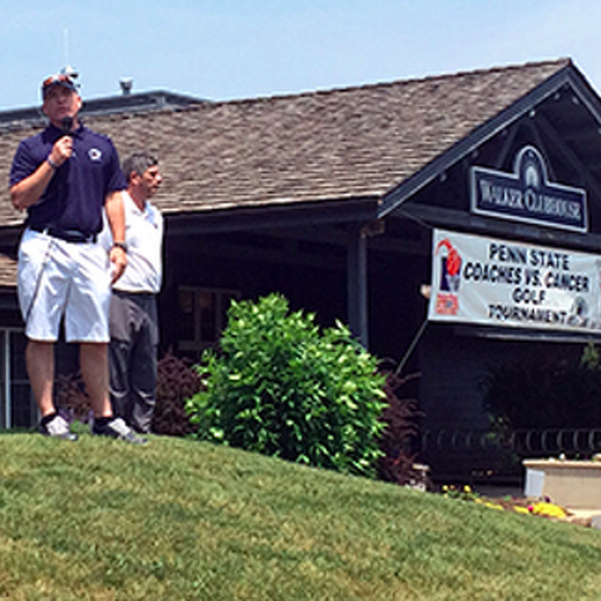 Penn State Basketball: Coaches vs. Cancer of Penn State Golf Tournament Canceled