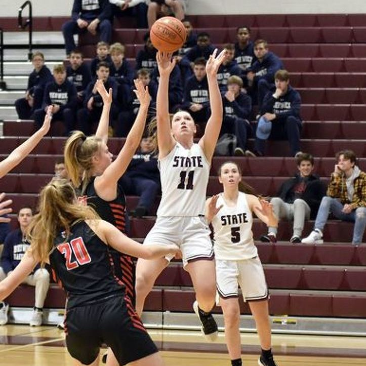 State College's Bokunewicz Named First-Team All-State