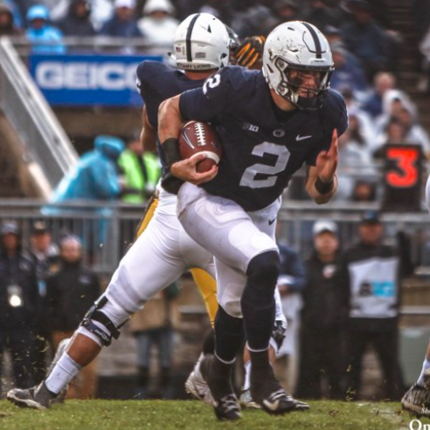 Penn State Football: Tommy Stevens Drafted No. 240 Overall By New Orleans Saints