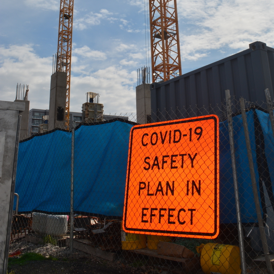 Back to Building: Construction Resumes Statewide