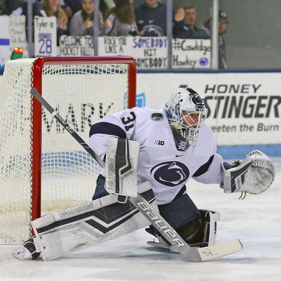 Penn State Hockey: Jones Signs Two-Year AHL Deal