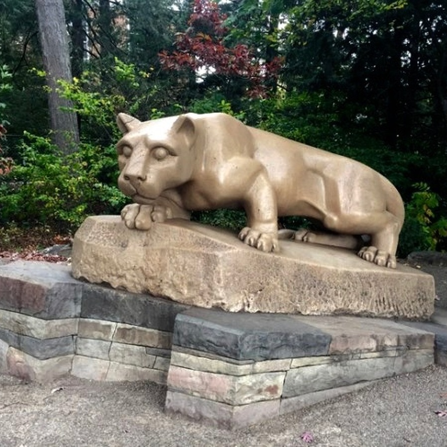 Lion Shrine to Undergo Renovations Starting May 18, Campus Visitors Discouraged