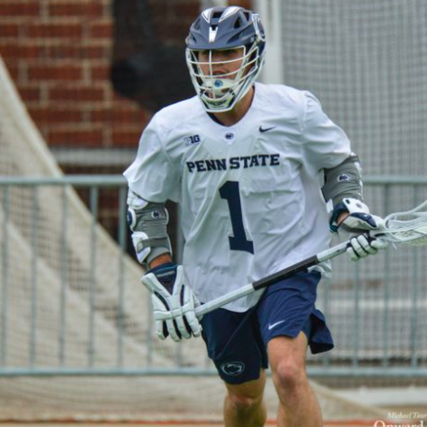 Penn State Lacrosse Star Grant Ament Selected No. 1 Overall in PLL Draft