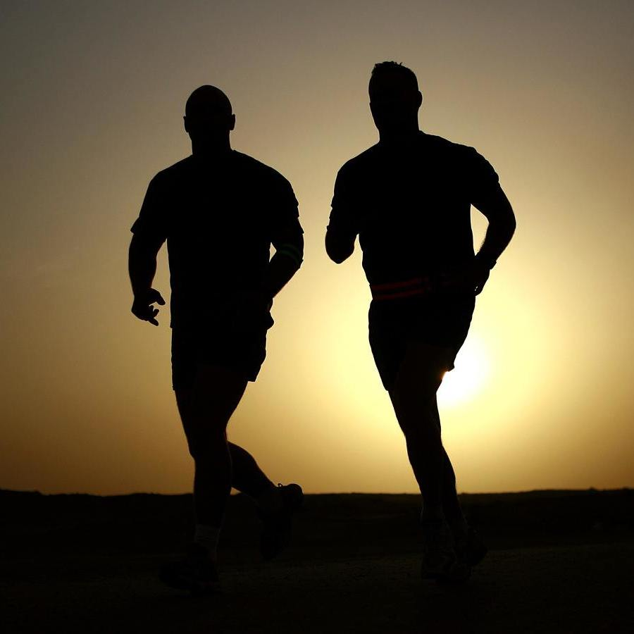 The Good Fortune of Finding a Running Buddy (and the Melancholy End of a 14-Year Run)