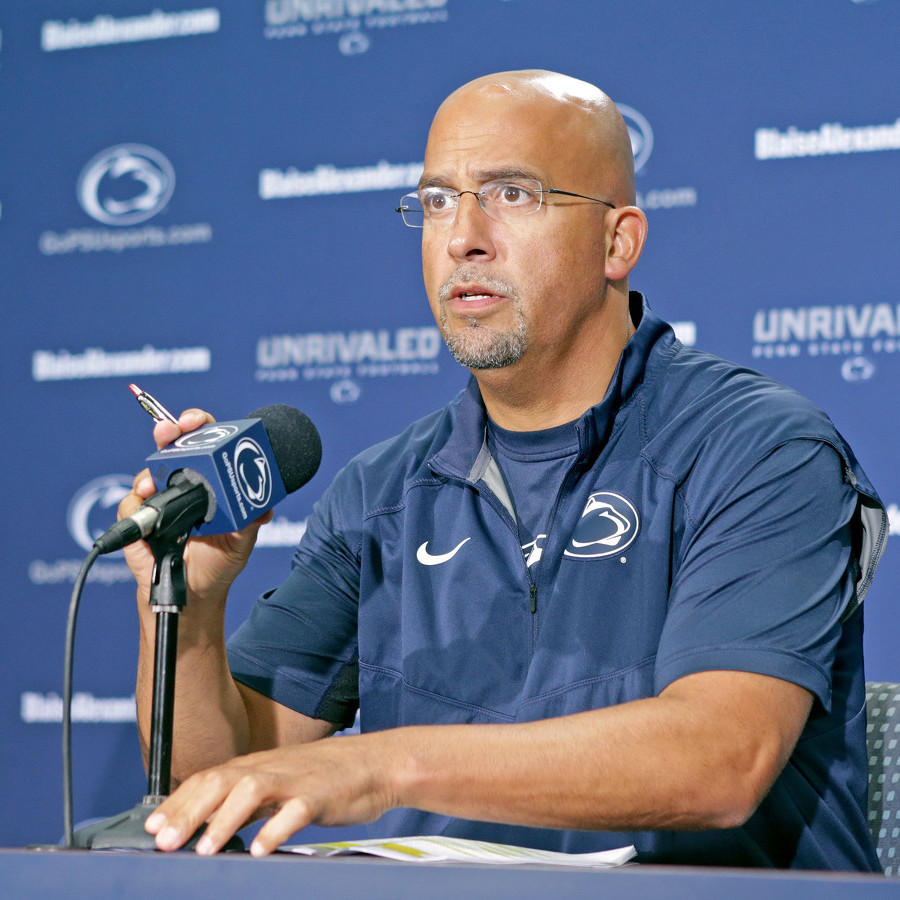 'Silence Is Deafening Indifference.' James Franklin Releases Statement on Deaths of Floyd, Arbery and Taylor