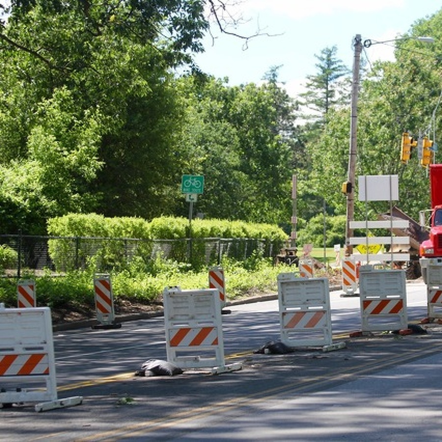Current North Atherton Street Roadwork Nearing Completion