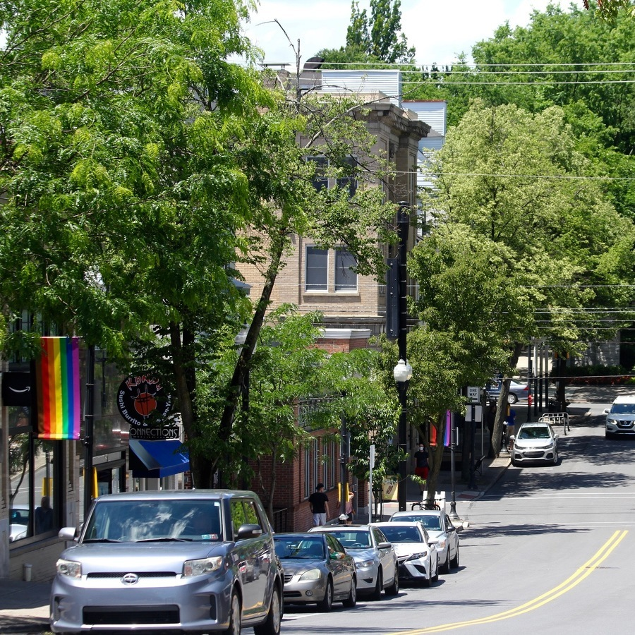 Free Parking in Downtown State College to End in August
