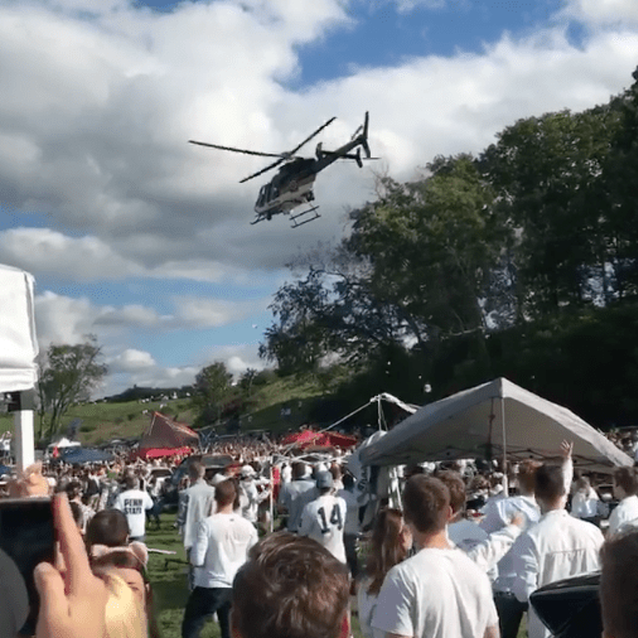 Penn State, State Police Sued Over Response to 2018 Tailgate