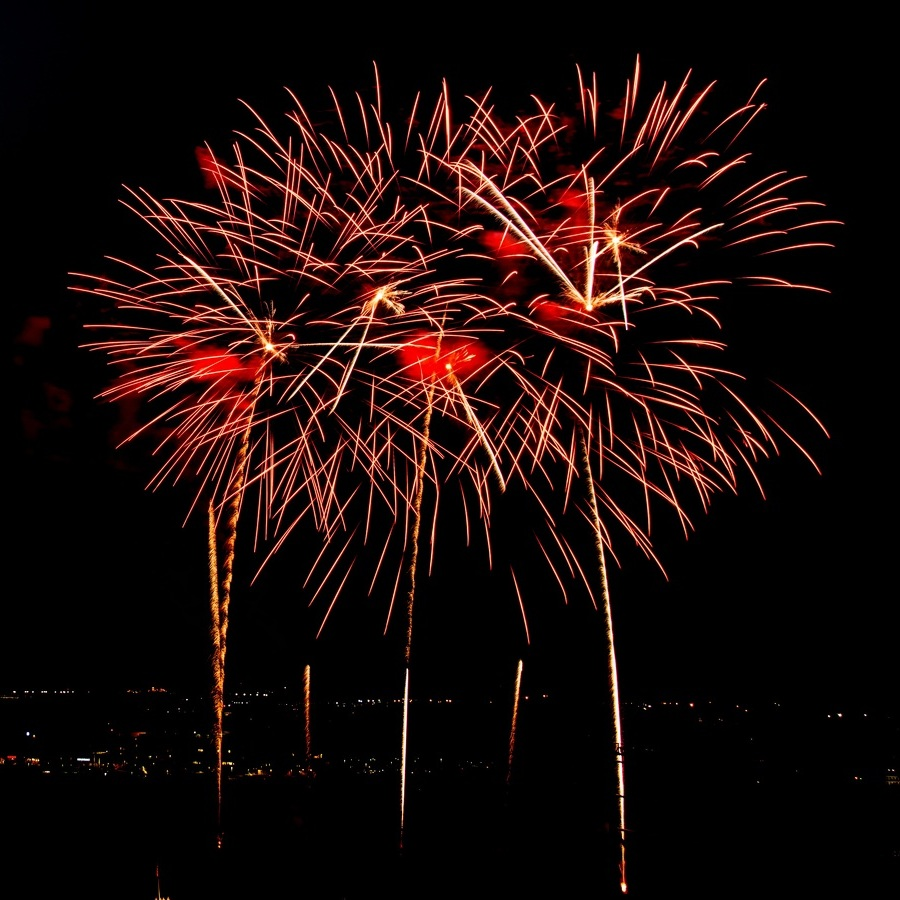 Celebrating, Independently: 4th Fest's neighborhood fireworks shows will allow the community to enjoy the holiday without the big crowds