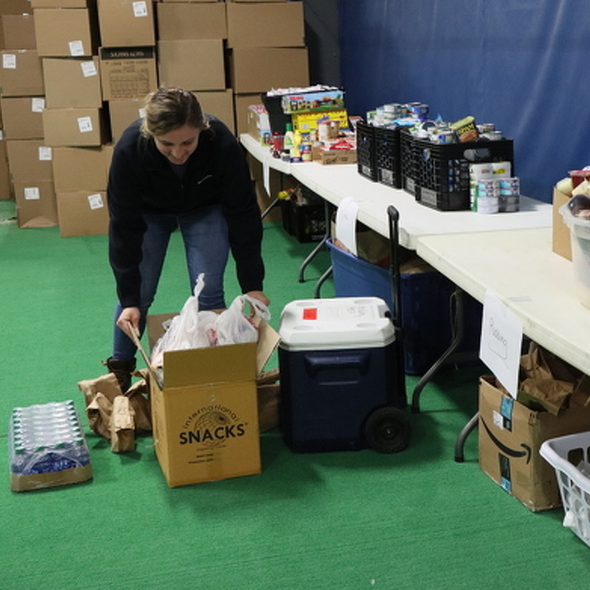 Final Push Is on for 4th Fest Community Food Drive