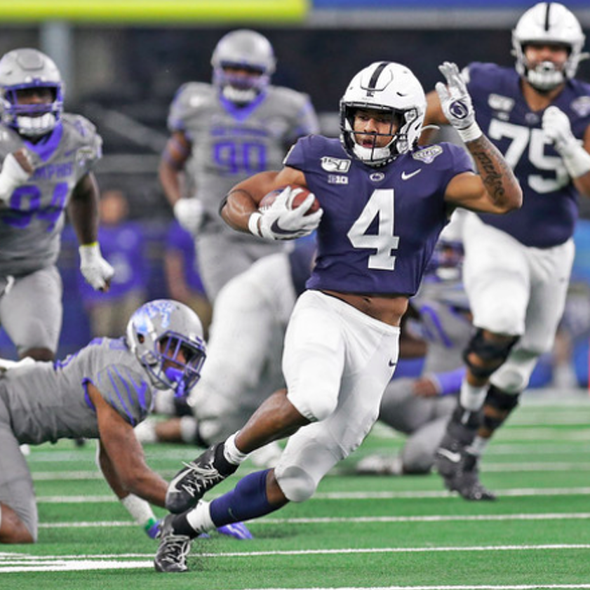 Penn State Football: Brown and Cain Both Land on Doak Walker Watch List