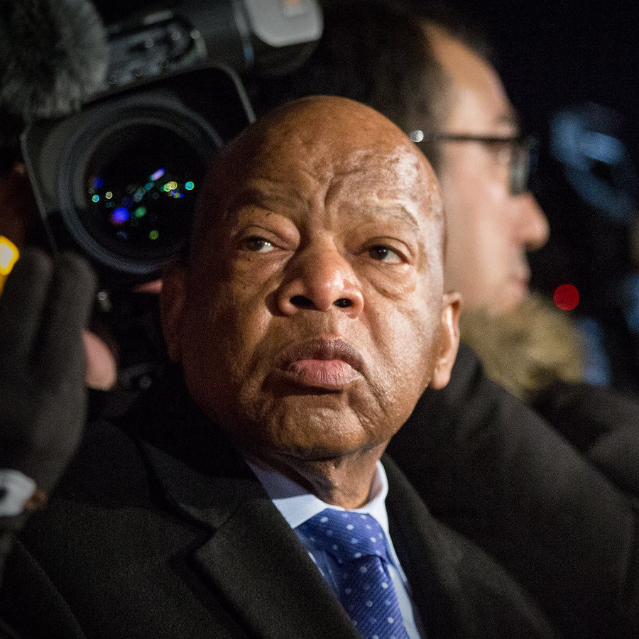 John Lewis's Death Reminds Us of Sacrifices Made and Work Still Ahead