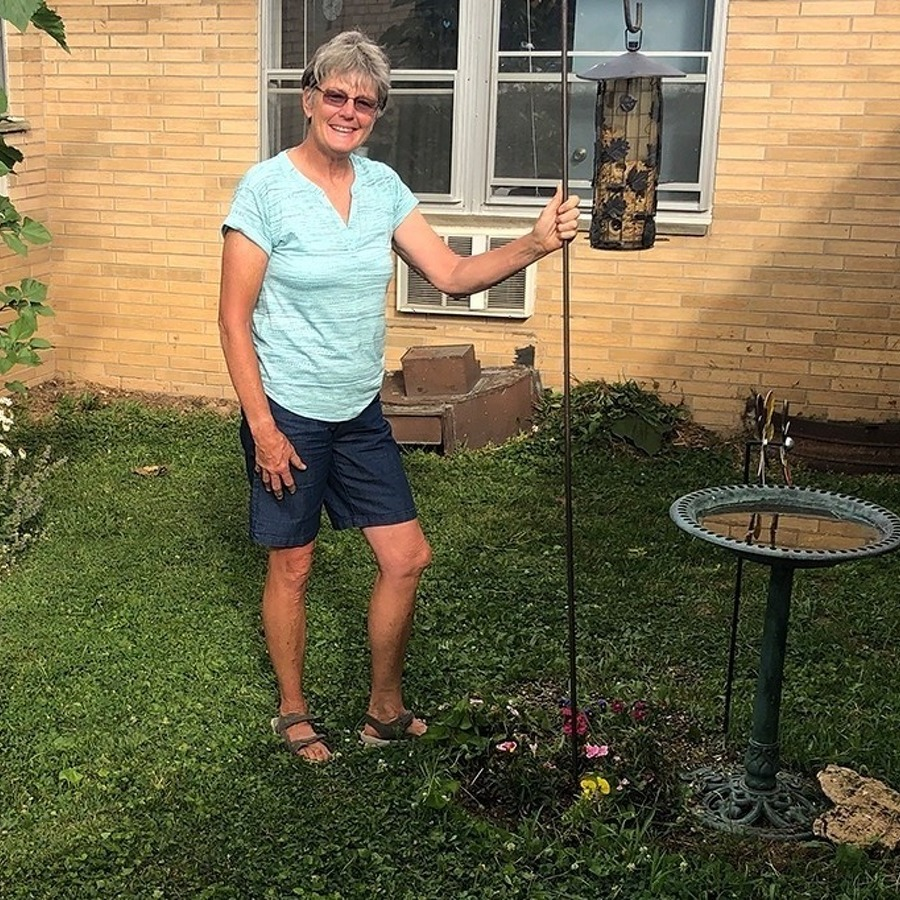Bird Feeder Project Working to Bring Joy to Local Nursing Home Residents