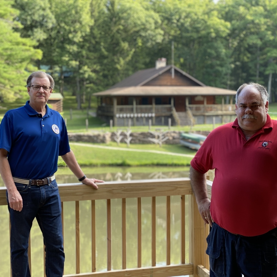 New Kriner Lodge to Open This Fall at Seven Mountains Scout Camp
