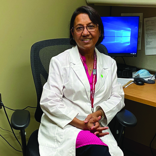 Resilient Spirit: Determination, faith, and strength help doctor get back to work after serious accident