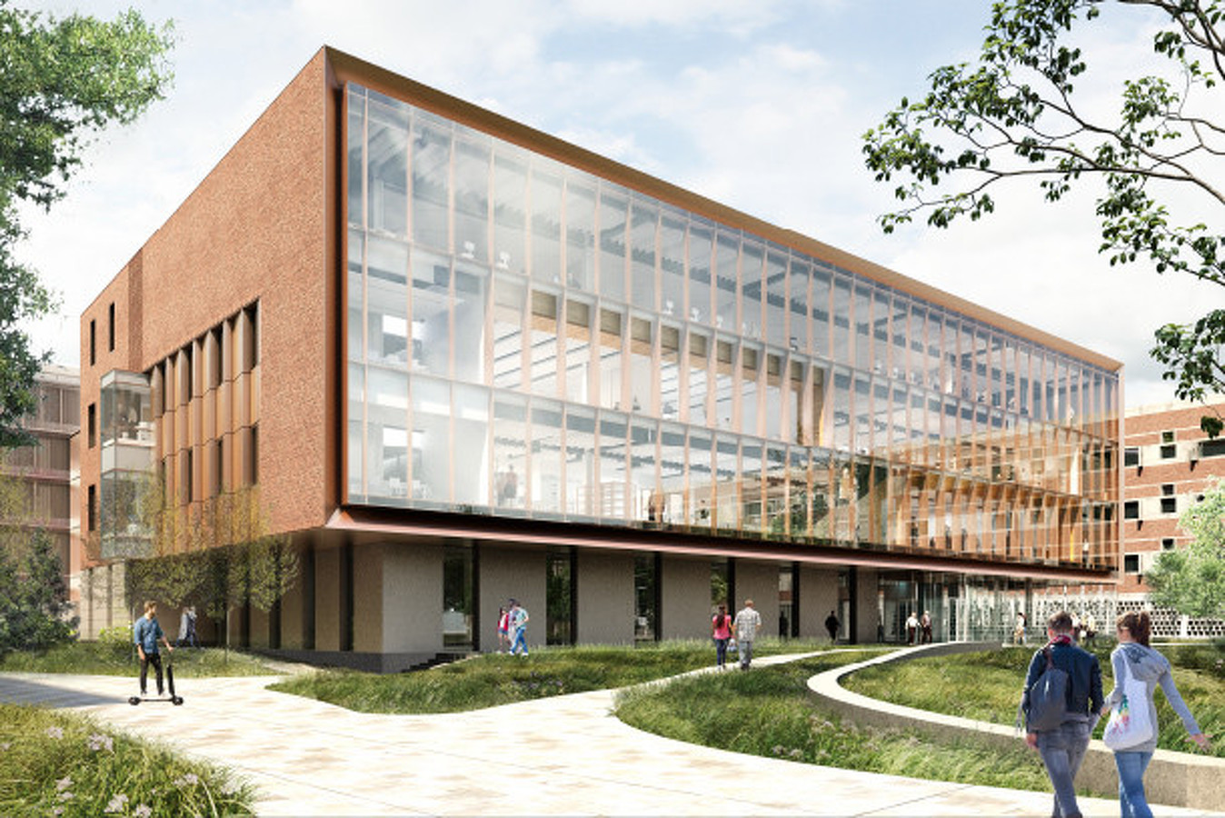 Penn State 2022 Calendar.Trustee Committee Oks Plans For New Penn State Engineering Building Chiller Plant Expansion State College Pa