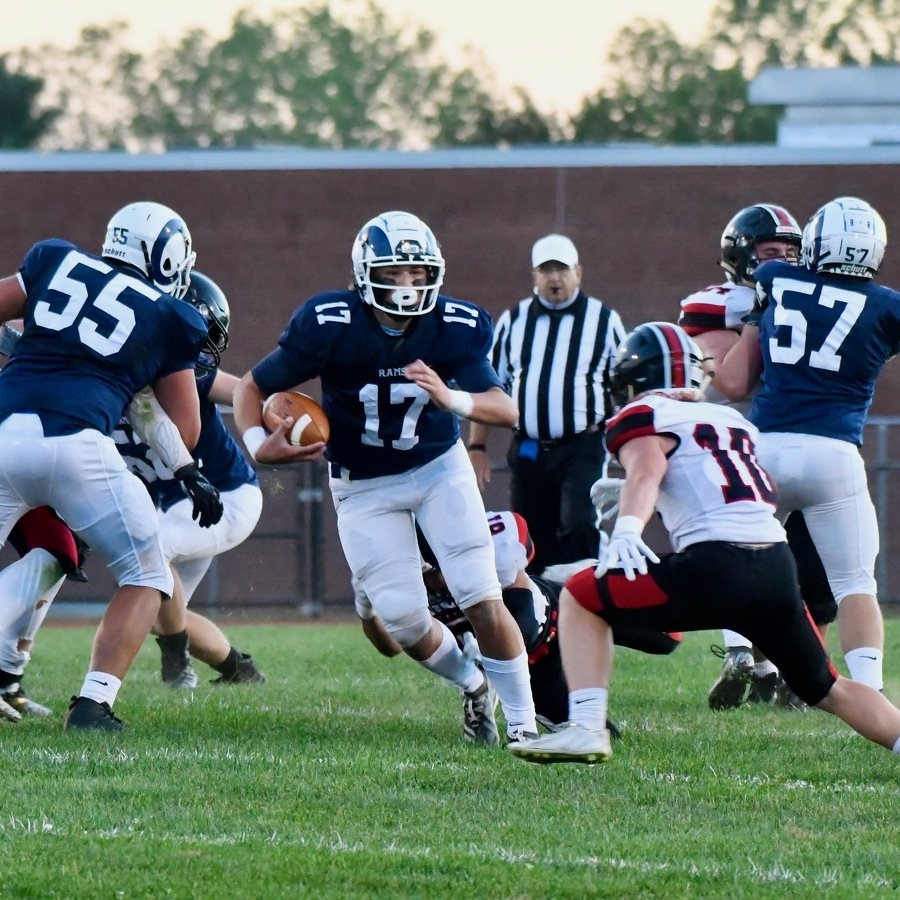 Penns Valley at P-O Headlines Week 2 of Centre County High School Football