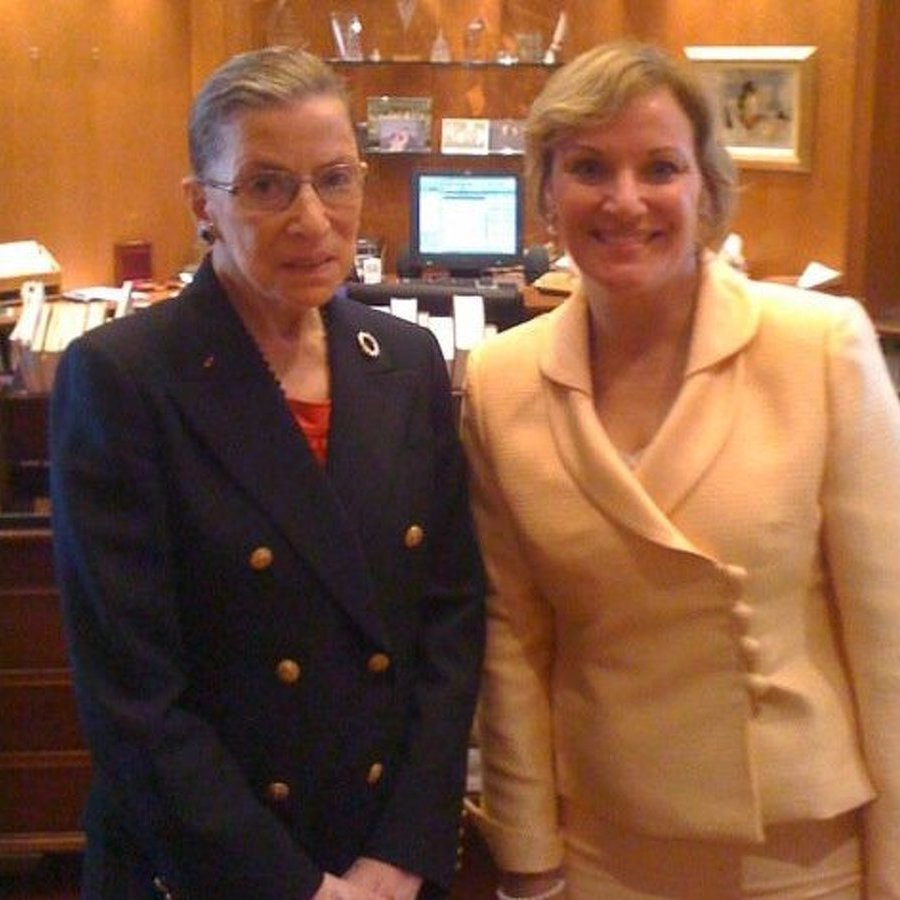 The Powerful Voice of Ruth Bader Ginsburg