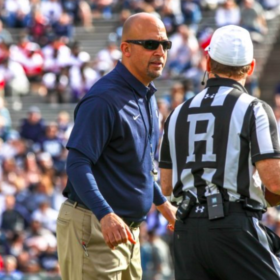 Penn State Football: Handing Out the Grades Following Penn State's 36-35 Loss to Indiana