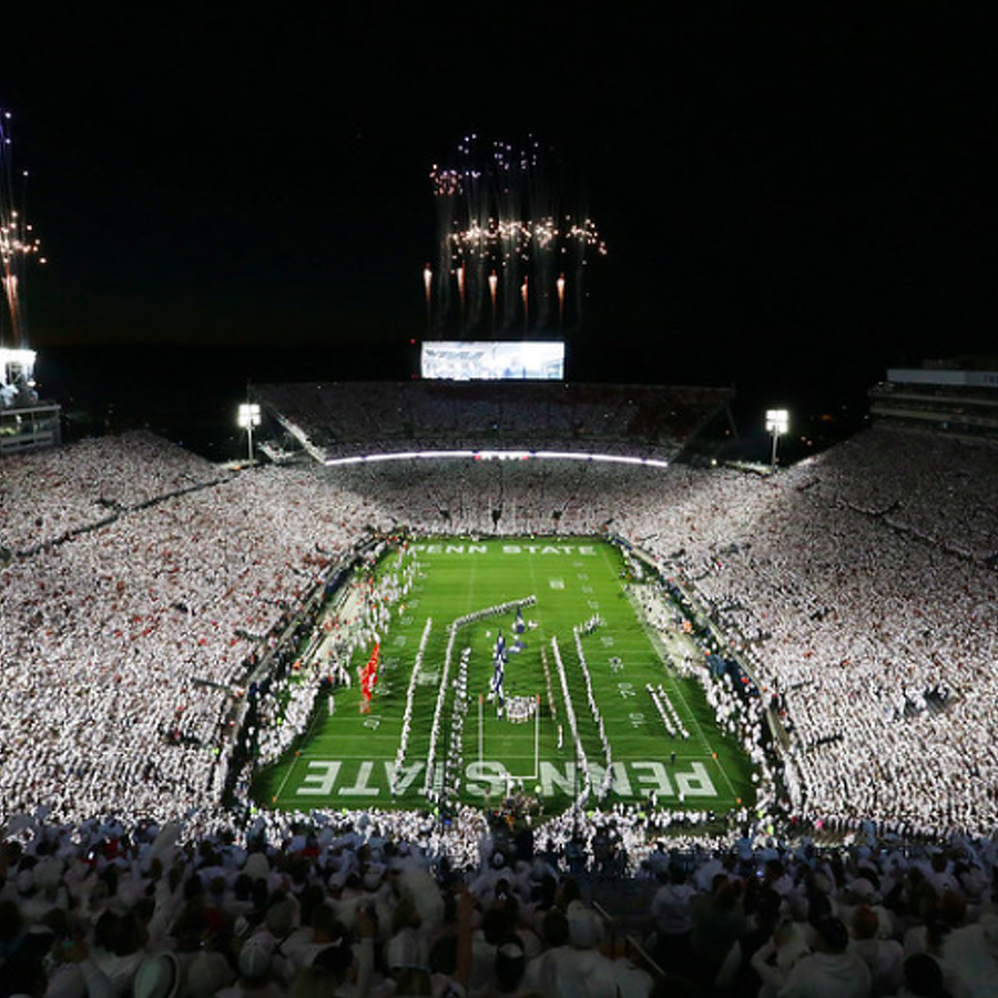 Penn State Football: DJing a Whiteout When Nobody Is There? More Work Than You Might Think