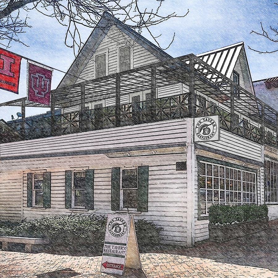 Lunch with Mimi: Pat Daugherty, the longtime face of The Tavern, discusses some big plans for the iconic downtown restaurant – including seating on the roof