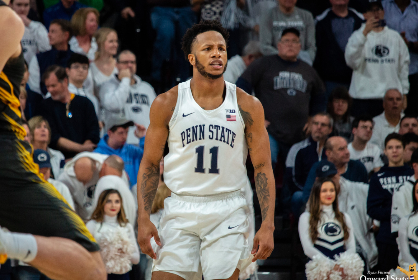 State College, PA - Penn State Basketball: Lamar Stevens Signs Two-Way Deal  with Cavaliers