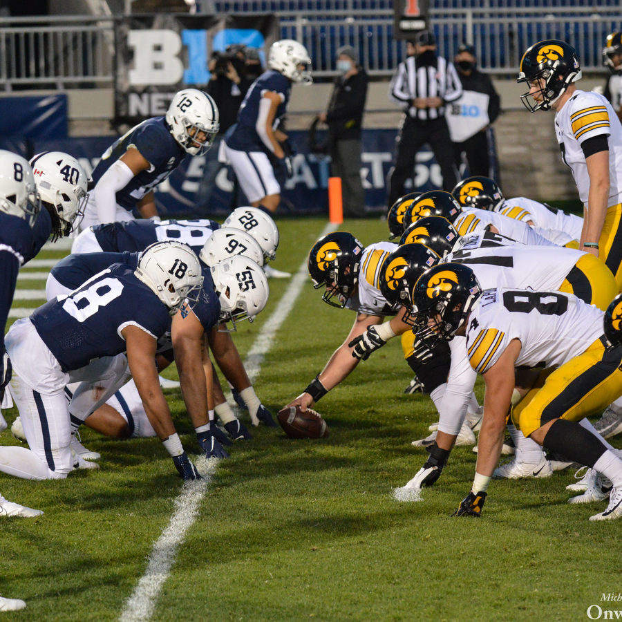 Penn State Football Falls to Iowa, Drops to 0-5 for First Time in Program History