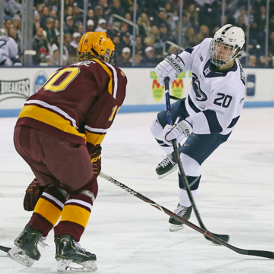 Penn State Hockey: Nittany Lions Face Wisconsin as They Try to Get New Faces Up to Speed