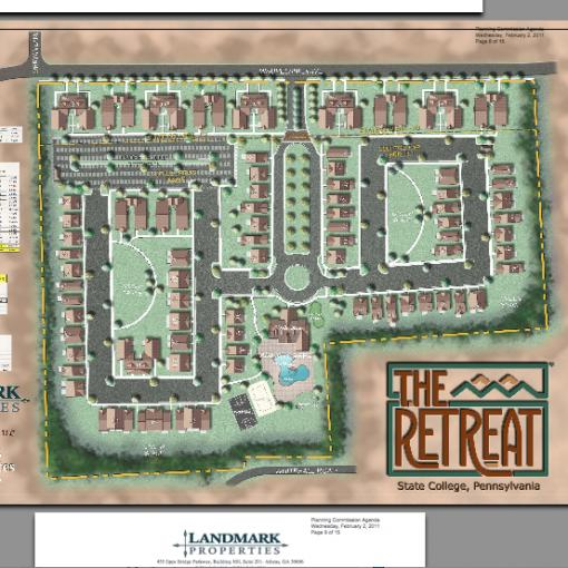 State College, PA - Higher-End Student Housing Proposed ...